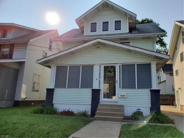 1009 Dartmouth Avenue SW, Canton, OH 44710 (MLS #4225869) :: RE/MAX Trends Realty