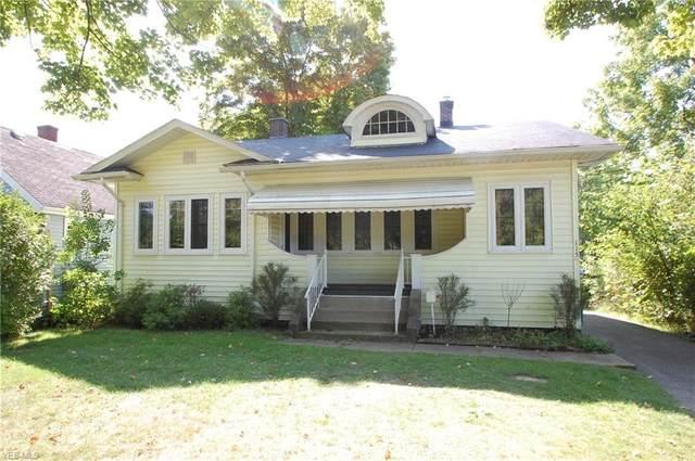 115 Meadowbrook Ave Avenue, Boardman, OH 44512 (MLS #4225979) :: RE/MAX Valley Real Estate