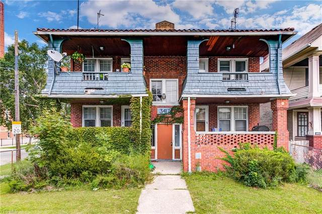 3417 Bosworth Road, Cleveland, OH 44111 (MLS #4225991) :: The Holden Agency