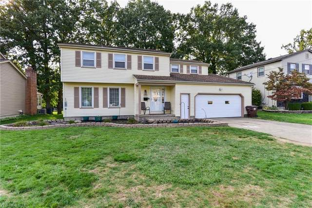 497 Oakridge Drive, Youngstown, OH 44512 (MLS #4226089) :: Krch Realty