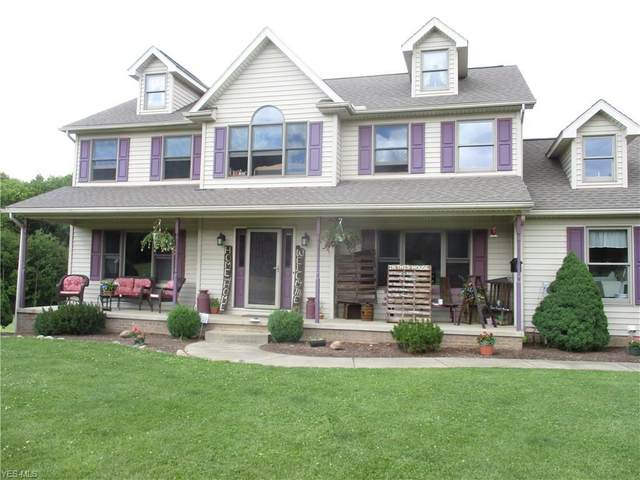3785 Laubert Road, Atwater, OH 44201 (MLS #4226099) :: Keller Williams Chervenic Realty