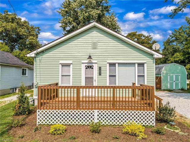 107 Lakota Avenue, Akron, OH 44319 (MLS #4226114) :: RE/MAX Trends Realty