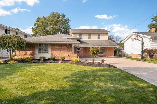 21338 Nottingham Drive, Cleveland, OH 44126 (MLS #4226131) :: Krch Realty