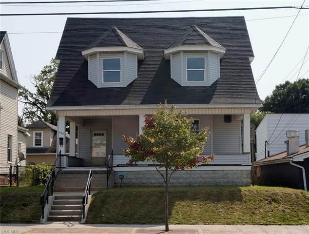 920 12th Street NE, Canton, OH 44704 (MLS #4226181) :: Keller Williams Chervenic Realty