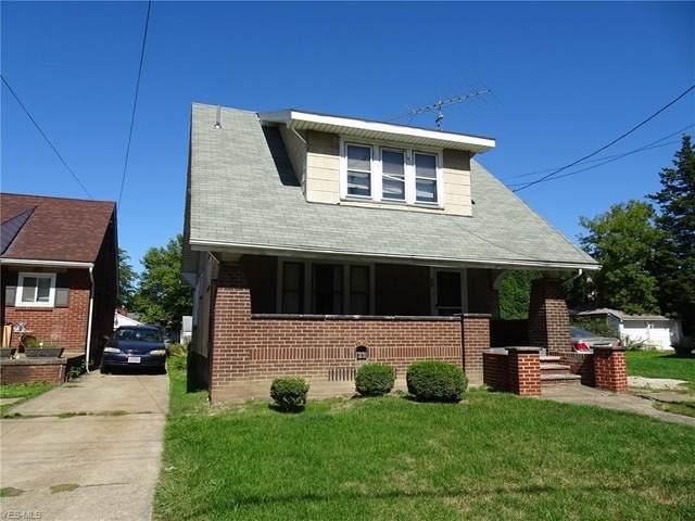 2439 Tuscarawas Street E, Canton, OH 44707 (MLS #4226226) :: Keller Williams Chervenic Realty