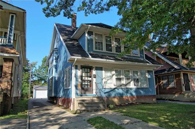 1668 Coventry Road, Cleveland Heights, OH 44118 (MLS #4226244) :: Keller Williams Chervenic Realty