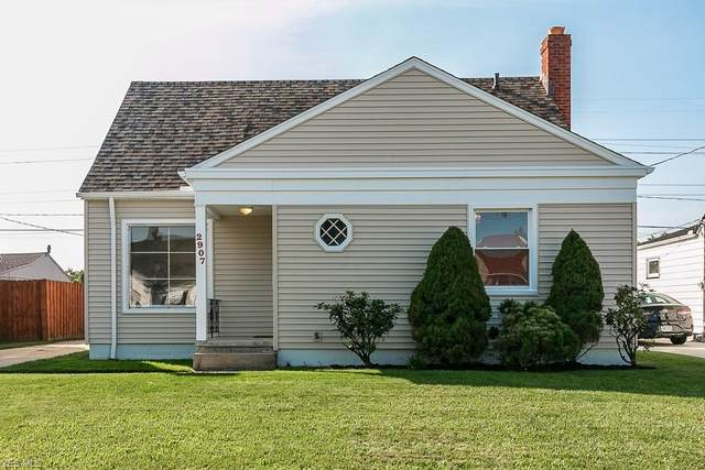 2907 Walbrook Avenue, Cleveland, OH 44109 (MLS #4226261) :: RE/MAX Trends Realty