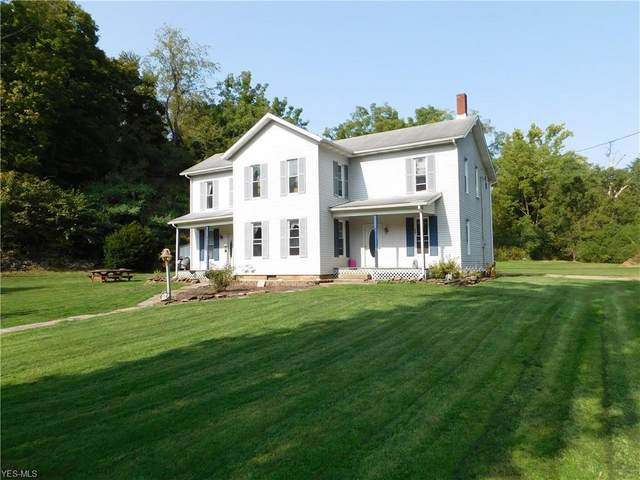 45606 Township Road 50, Coshocton, OH 43812 (MLS #4226295) :: Keller Williams Chervenic Realty