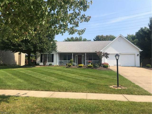 9917 Woodhurst Drive, Strongsville, OH 44149 (MLS #4226414) :: RE/MAX Above Expectations