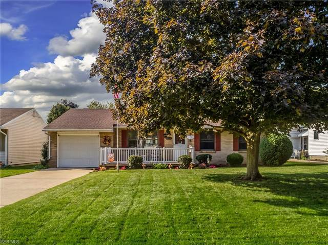 3221 Russ Ranch Street NW, Massillon, OH 44646 (MLS #4226436) :: RE/MAX Edge Realty
