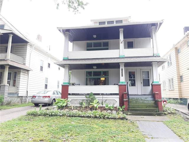 6828 Indiana Avenue, Cleveland, OH 44105 (MLS #4226446) :: Keller Williams Chervenic Realty