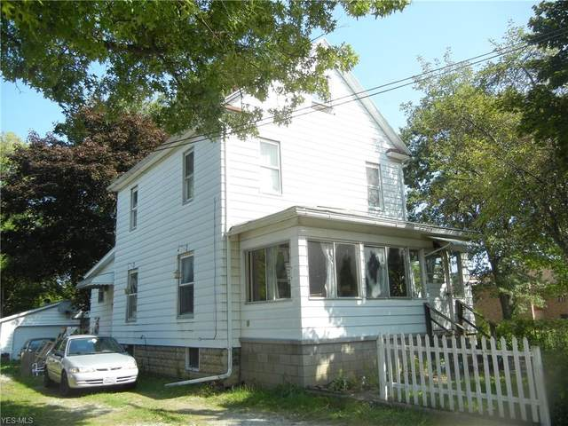 1223 W Wilbeth Road, Akron, OH 44314 (MLS #4226474) :: The Art of Real Estate