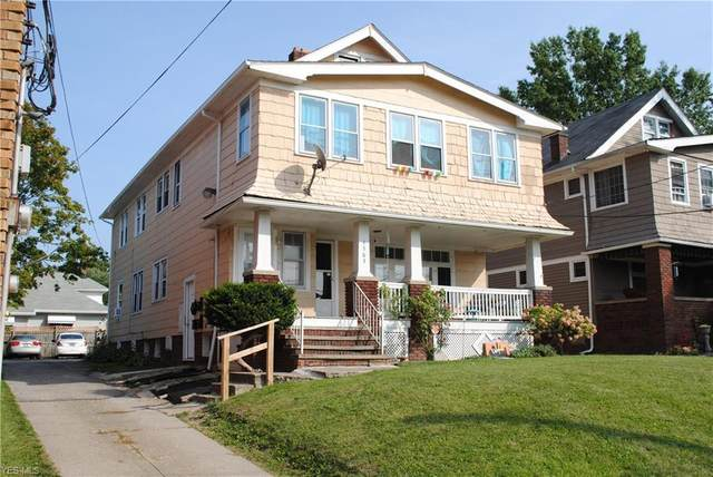 4563 State Road, Cleveland, OH 44109 (MLS #4226491) :: RE/MAX Trends Realty