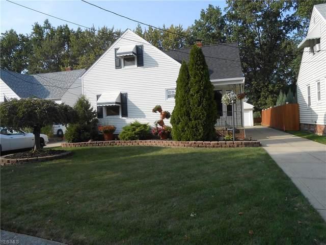 24661 Devoe Avenue, Euclid, OH 44123 (MLS #4226509) :: RE/MAX Trends Realty