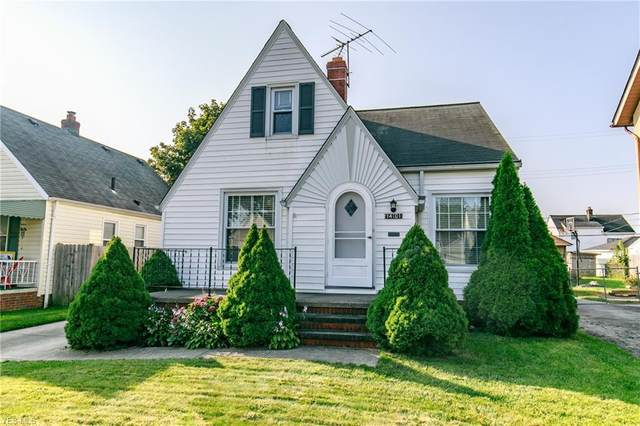 14101 Elsetta Avenue, Cleveland, OH 44135 (MLS #4226511) :: The Jess Nader Team | RE/MAX Pathway