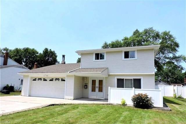6010 Forest Ridge Drive, North Olmsted, OH 44070 (MLS #4226513) :: RE/MAX Trends Realty