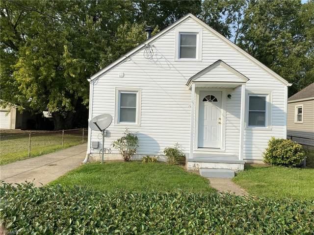 2343 20th Street NE, Canton, OH 44705 (MLS #4226560) :: RE/MAX Edge Realty
