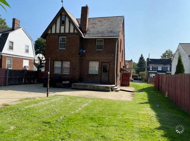 522 Morningview Avenue, Akron, OH 44305 (MLS #4226562) :: Krch Realty