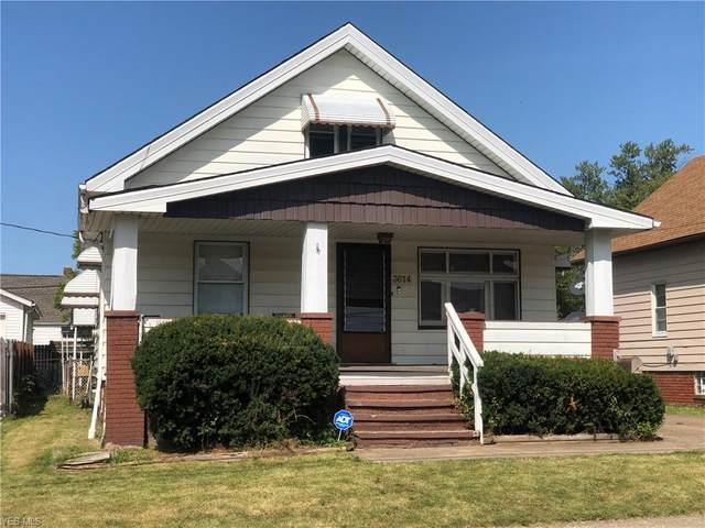 3614 Oak Park Avenue, Cleveland, OH 44109 (MLS #4226589) :: The Holden Agency