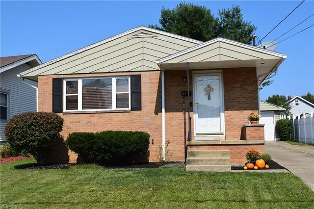 215 Yonker Street, Barberton, OH 44203 (MLS #4226645) :: RE/MAX Edge Realty