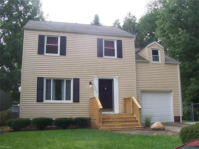2240 Brookdale Street NW, Canton, OH 44709 (MLS #4226855) :: RE/MAX Edge Realty