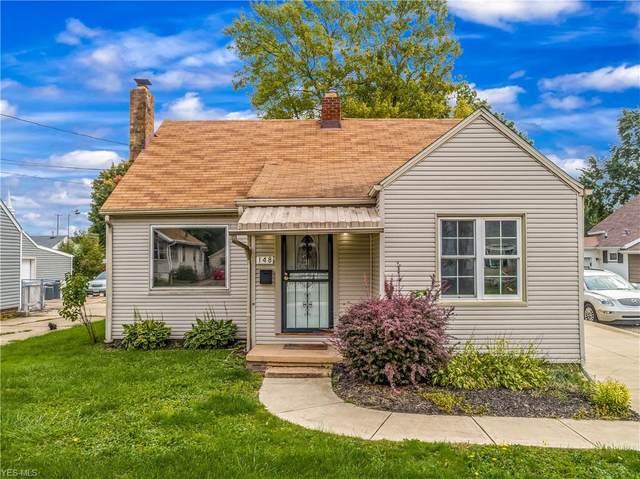 148 Wrexham Avenue SW, Massillon, OH 44646 (MLS #4226876) :: RE/MAX Edge Realty