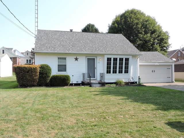 218 Ambrose Avenue NW, Canton, OH 44708 (MLS #4226891) :: RE/MAX Edge Realty