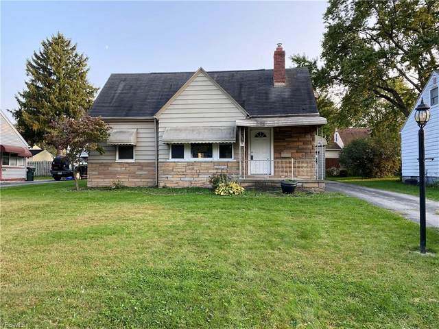 43 Woodrow Avenue, Youngstown, OH 44512 (MLS #4226919) :: RE/MAX Edge Realty