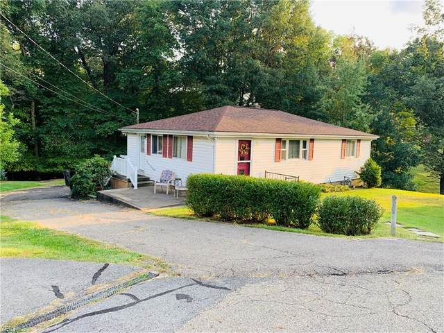 203 Circle Drive, Wintersville, OH 43953 (MLS #4226984) :: Keller Williams Chervenic Realty