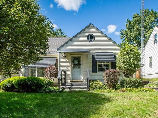 2781 Ivanhoe Avenue NW, Canton, OH 44709 (MLS #4226997) :: Keller Williams Chervenic Realty