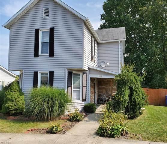 226 S 6th Street, Byesville, OH 43723 (MLS #4227018) :: Keller Williams Chervenic Realty