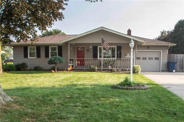 4621 Westwood Drive, Youngstown, OH 44515 (MLS #4227114) :: RE/MAX Valley Real Estate