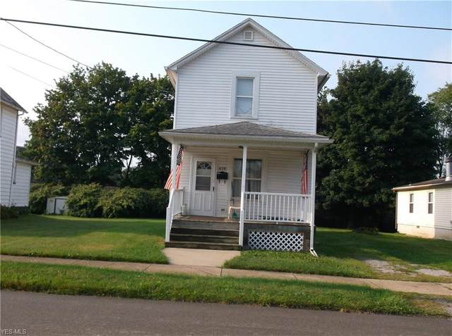 439 Clark Street W, East Palestine, OH 44413 (MLS #4227126) :: The Holly Ritchie Team