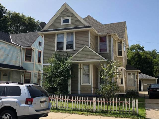 1444 W 85th Street, Cleveland, OH 44102 (MLS #4227173) :: The Holden Agency