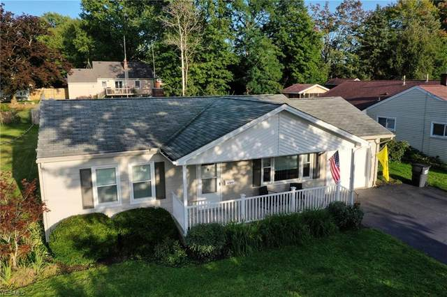 249 Dehoff Drive, Youngstown, OH 44515 (MLS #4227226) :: RE/MAX Trends Realty
