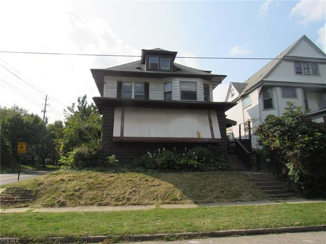 132 Beck Avenue, Akron, OH 44302 (MLS #4227247) :: Keller Williams Chervenic Realty