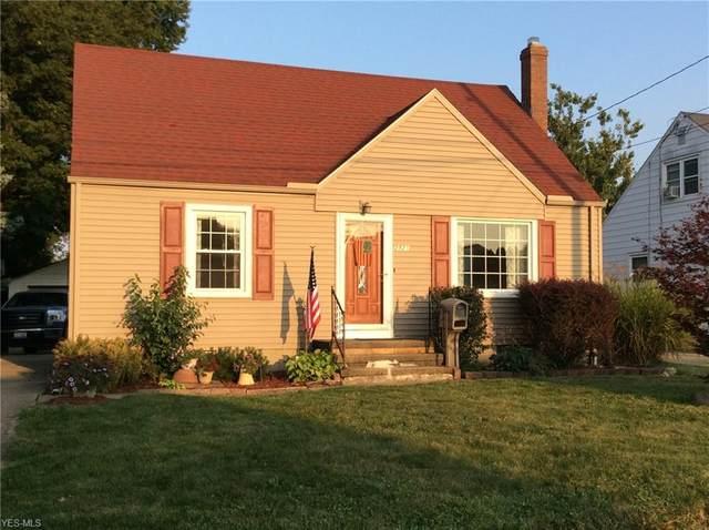 2821 10th Street, Cuyahoga Falls, OH 44221 (MLS #4227258) :: Tammy Grogan and Associates at Cutler Real Estate