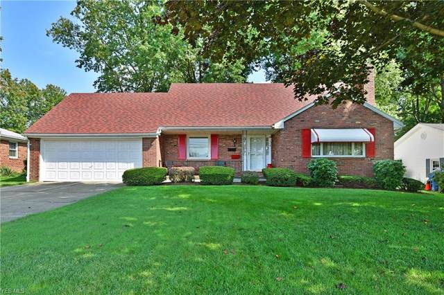 1048 Susan Lane, Girard, OH 44420 (MLS #4227316) :: Tammy Grogan and Associates at Cutler Real Estate