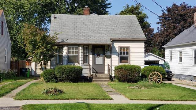 684 Charles Avenue, Barberton, OH 44203 (MLS #4227328) :: Tammy Grogan and Associates at Cutler Real Estate