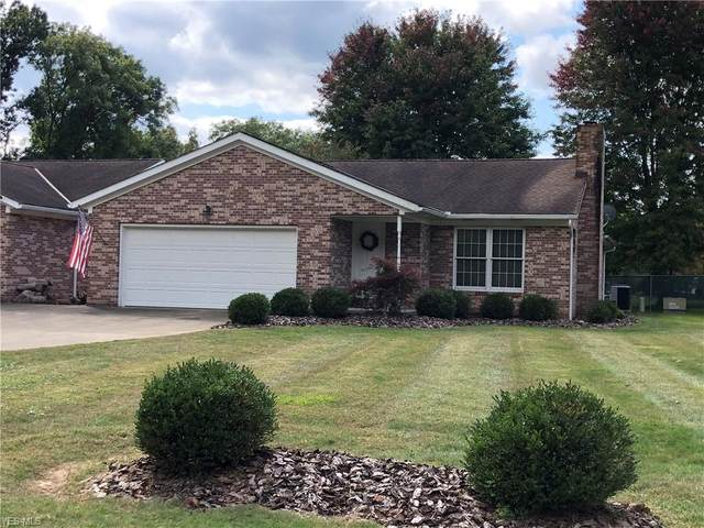 1616 Quail Hollow Drive, Cambridge, OH 43725 (MLS #4227362) :: Krch Realty