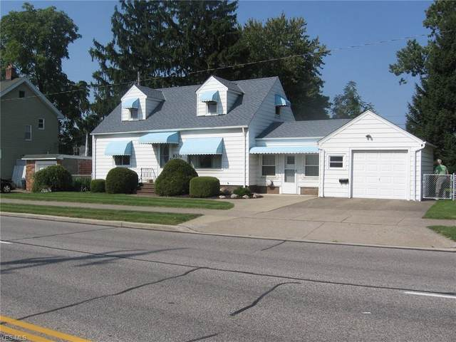 8202 Snow Road, Parma, OH 44129 (MLS #4227454) :: Select Properties Realty
