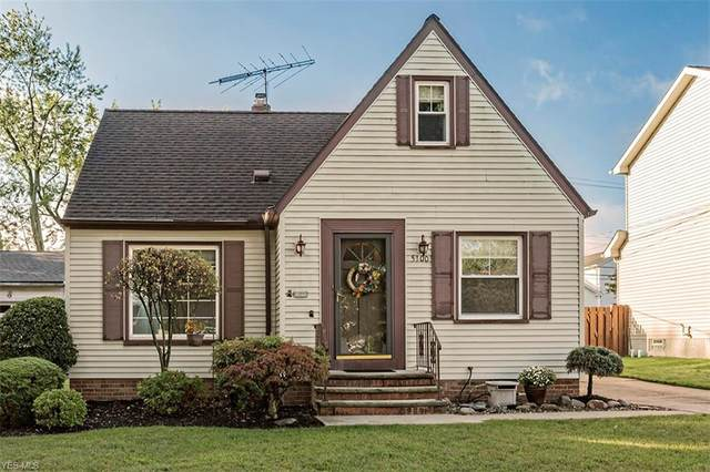 5100 Haverford Drive, Lyndhurst, OH 44124 (MLS #4227508) :: Tammy Grogan and Associates at Cutler Real Estate