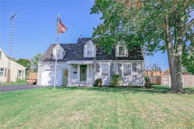 916 Jones Drive, Salem, OH 44460 (MLS #4227547) :: The Art of Real Estate
