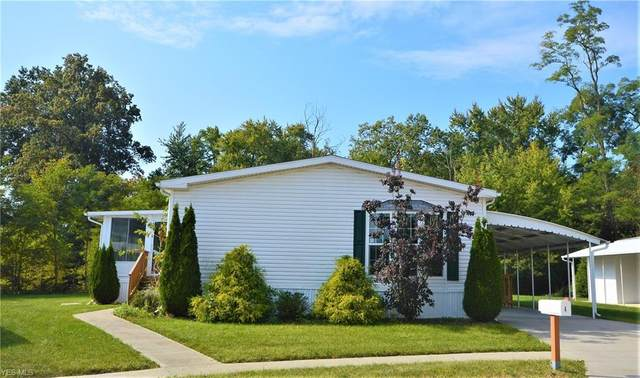 4 Chestnut Lane, Olmsted Township, OH 44138 (MLS #4227674) :: The Holden Agency