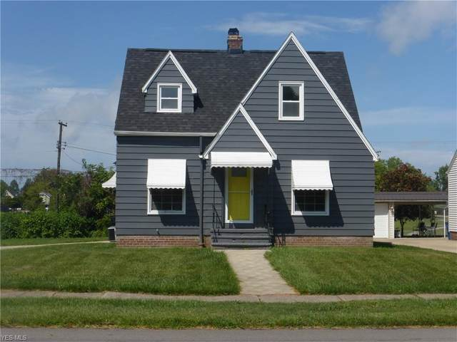 2822 Ralph Avenue, Cleveland, OH 44109 (MLS #4227786) :: RE/MAX Edge Realty