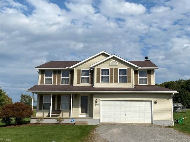 3286 Slater Road, Salem, OH 44460 (MLS #4227851) :: RE/MAX Edge Realty