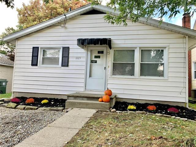 1115 21st Street NE, Canton, OH 44714 (MLS #4227889) :: RE/MAX Valley Real Estate