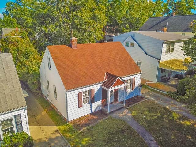 4451 W 56th Street, Cleveland, OH 44144 (MLS #4228025) :: The Art of Real Estate