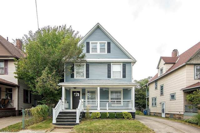 1702 W 69th Street, Cleveland, OH 44102 (MLS #4228042) :: Select Properties Realty