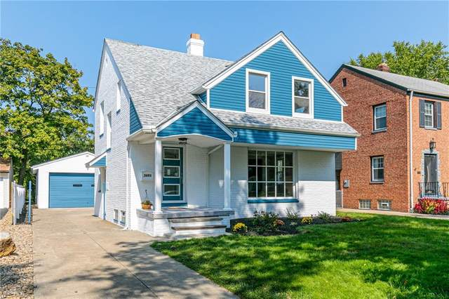 3691 Bainbridge Road, Cleveland Heights, OH 44118 (MLS #4228047) :: The Art of Real Estate